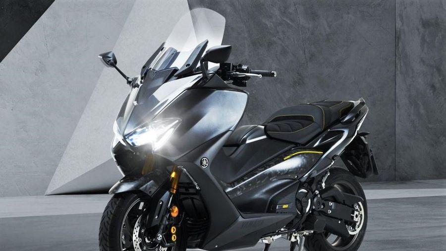 Yamaha TMAX có thêm bản đặc biệt, giới hạn 560 chiếc