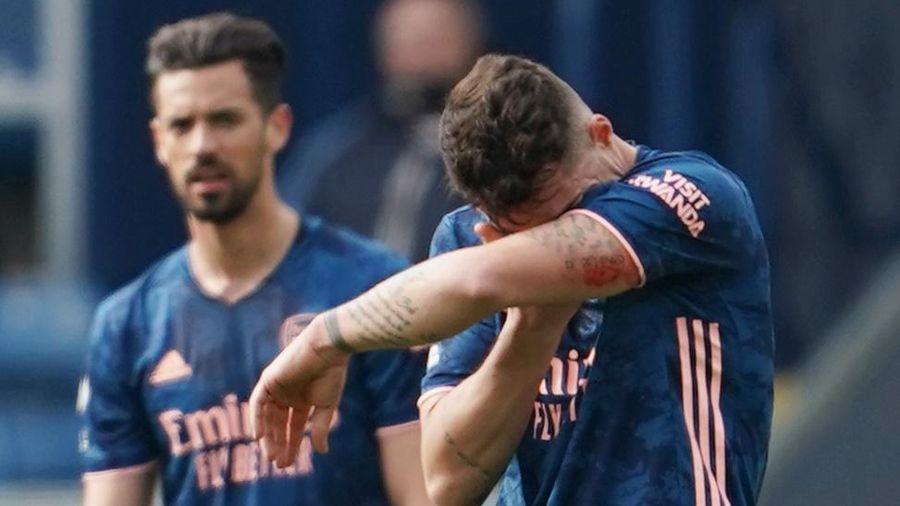 Burnley 1-1 Arsenal: Xhaka giúp đối thủ ghi bàn