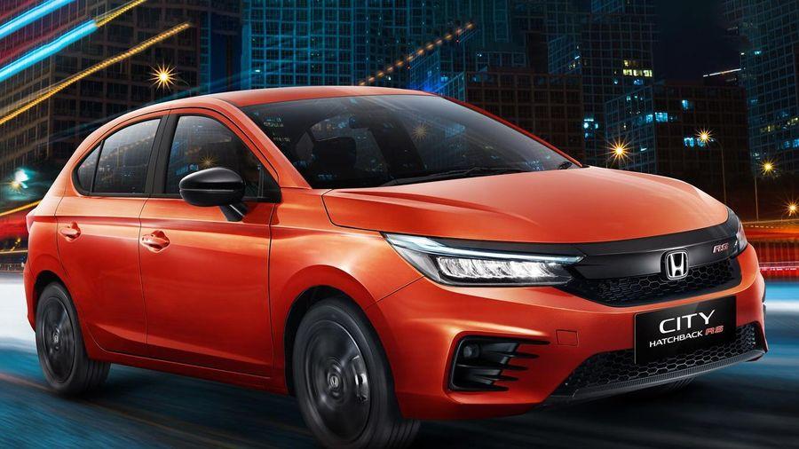 Honda City Hatchback ra mắt tại Indonesia, không dùng động cơ tăng áp