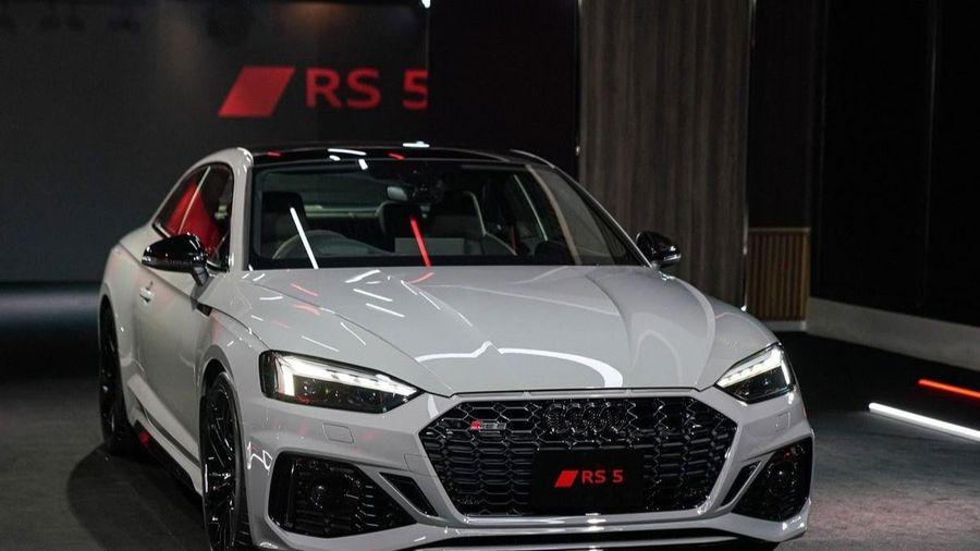 Audi RS5 Coupe 2021 ra mắt tại Thái Lan, giá gần 200.000 USD