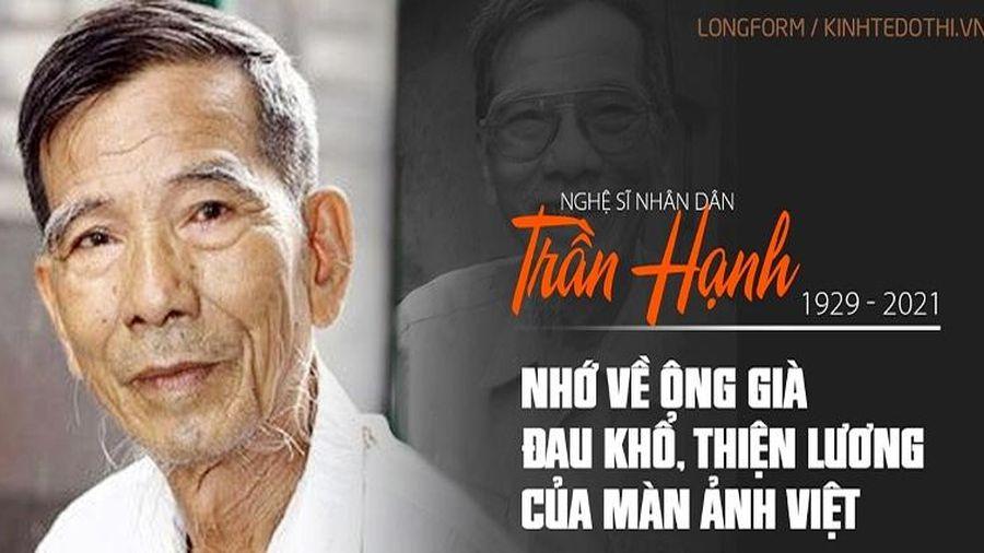 Nhớ về ông già đau khổ, thiện lương của màn ảnh Việt