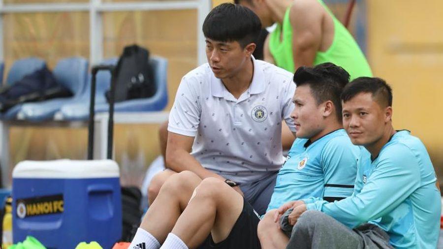 Quảng Hải chấn thương trước thềm V-League 2021 tái khởi tranh