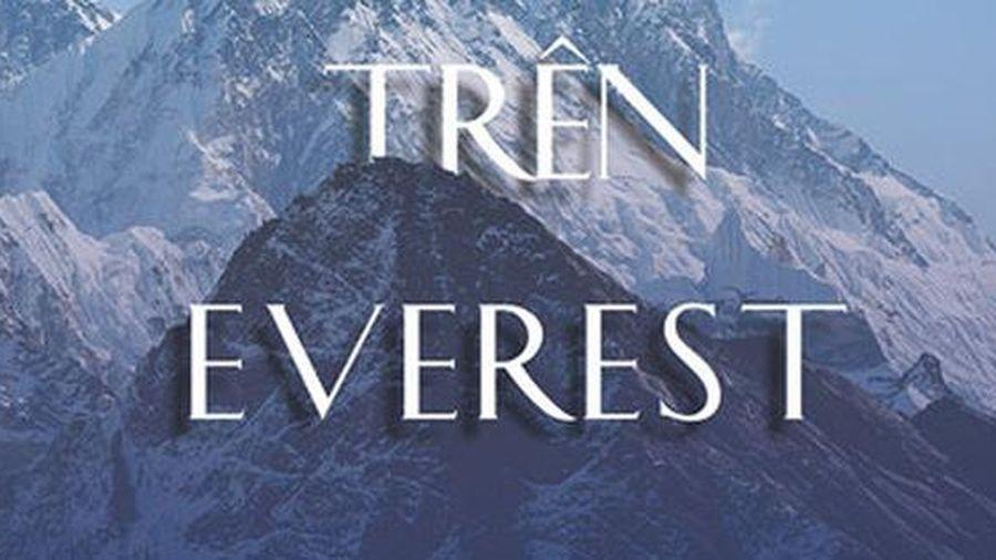 Hành trình 'Cô đơn trên Everest' của Di Li