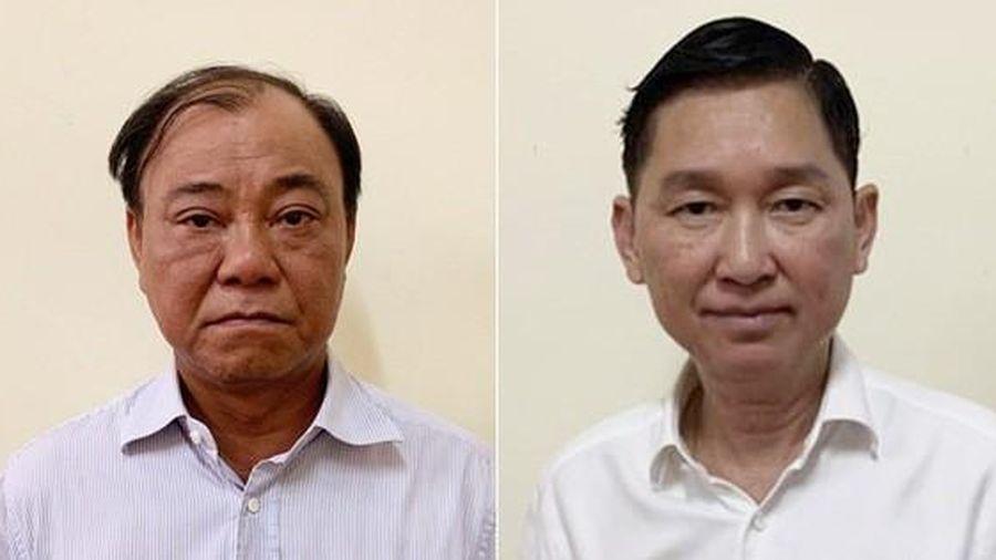 Đề nghị truy tố Tổng giám đốc SAGRI Lê Tấn Hùng, nguyên Phó Chủ tịch UBND TP HCM Trần Vĩnh Tuyến