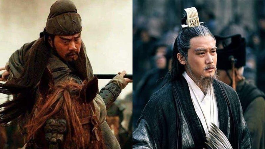 Nếu Lưu Bị có được thiên hạ thì 3 người này chắc chắn sẽ chết