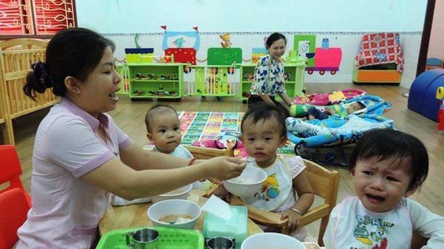 Cần chính sách hỗ trợ trực buổi trưa cho giáo viên mầm non