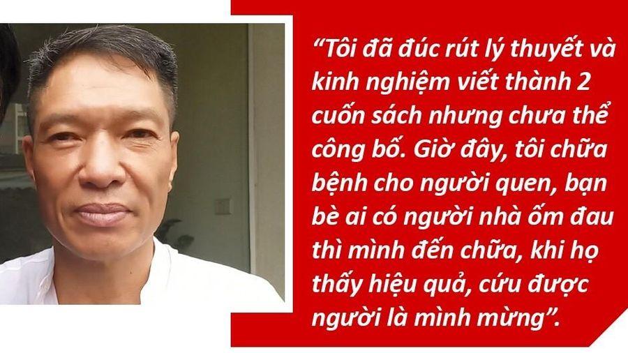 Cựu Cục Phó Cảnh sát Dương Tự Trọng ra tù chữa bệnh cứu người