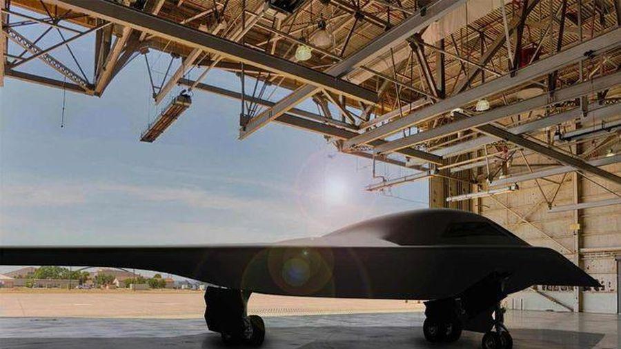 Lộ thông số bí mật của máy bay ném bom chiến lược Mỹ B-21 Raider