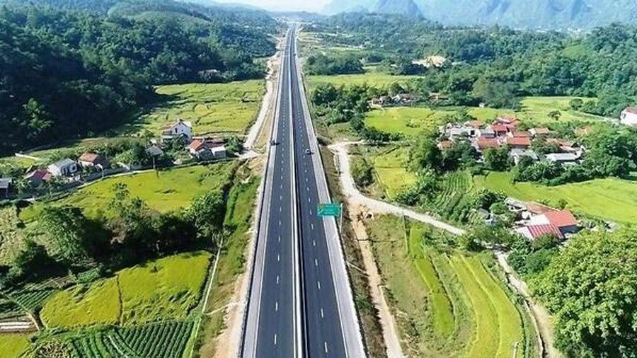 Thông xe kỹ thuật cao tốc Bắc – Nam đoạn Cao Bồ - Mai Sơn vào tháng 10 tới