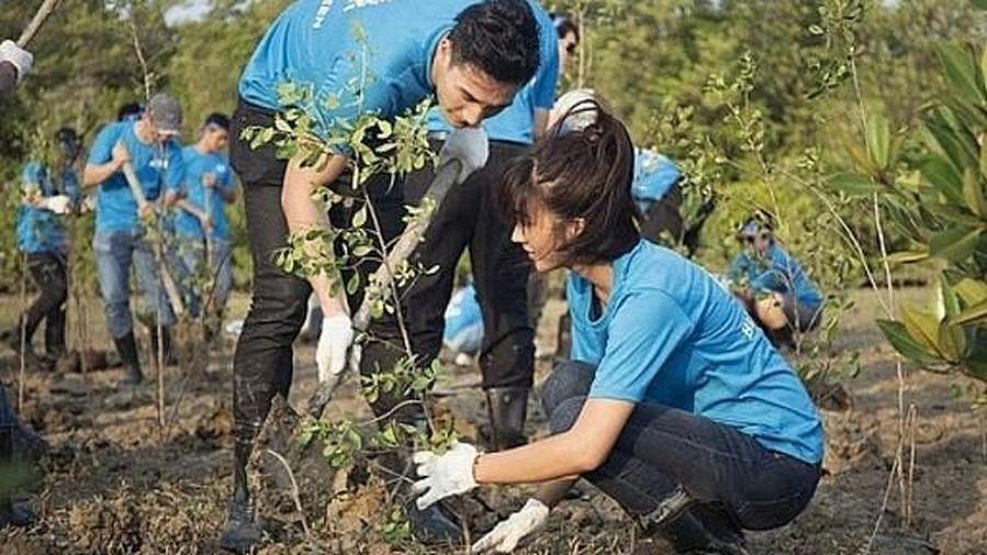 Thanh niên hành động vì khí hậu