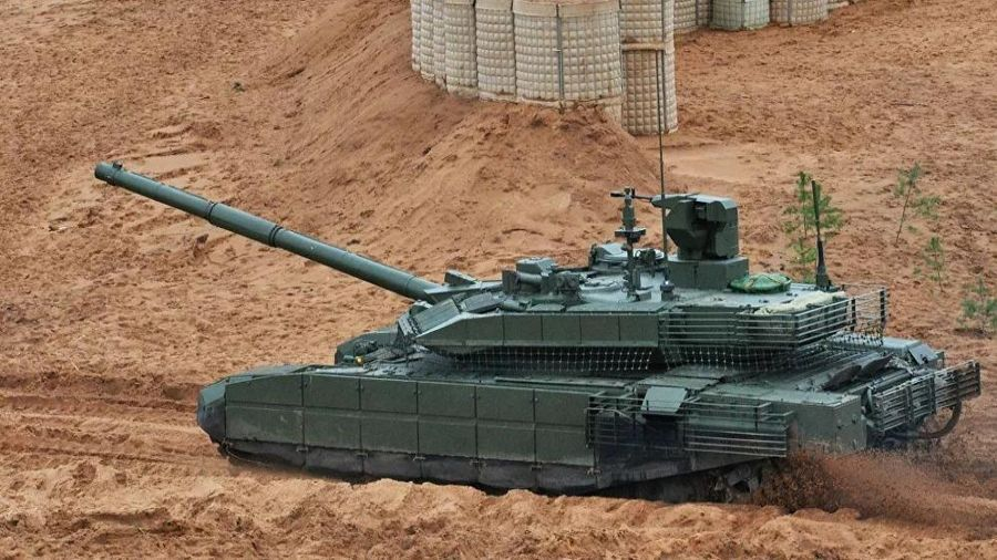 Tiết lộ 'quái vật' nguy hiểm chết người của quân đội Nga