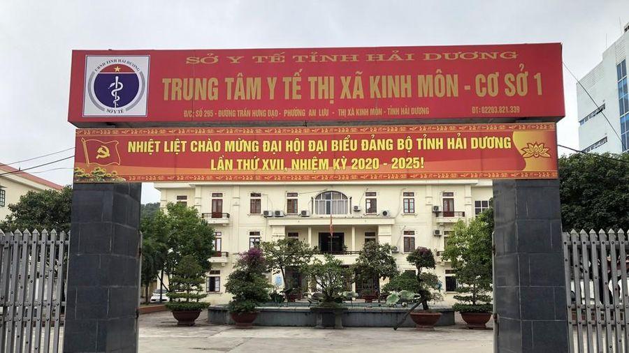 Hải Dương lập đội xử lý tình trạng khẩn cấp ở thị xã Kinh Môn để phòng dịch