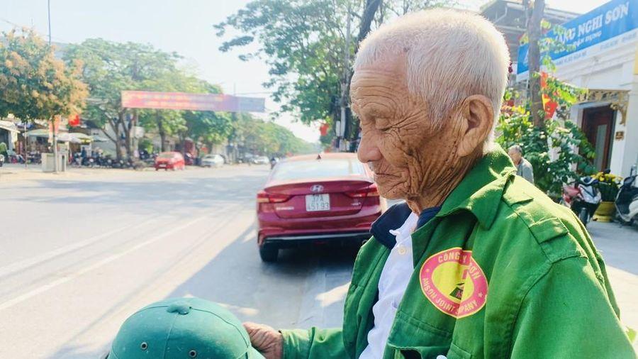 Người đạp xích lô già nhất xứ Nghệ