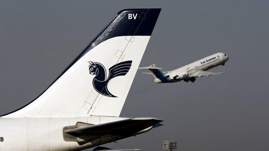 Không tặc tấn công máy bay Iran, đòi bay qua Vịnh Ba Tư