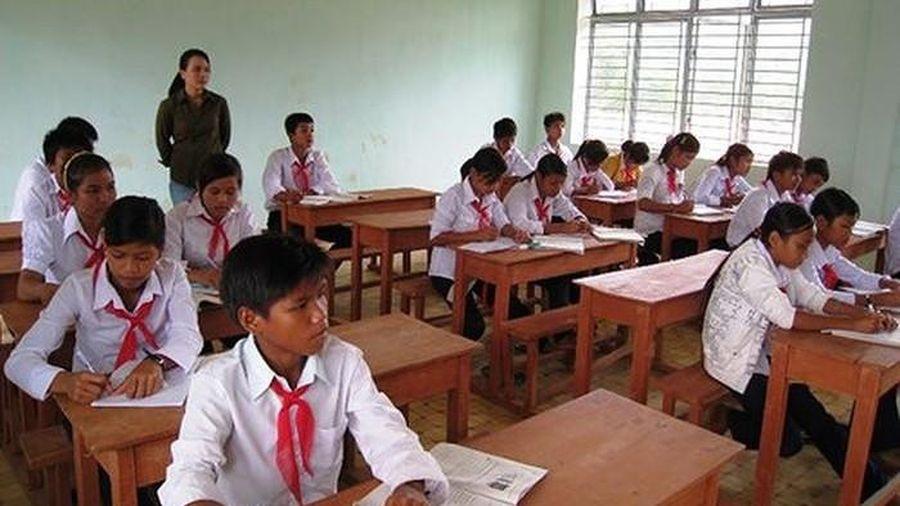 Sở Giáo dục Huế đề nghị Bộ hướng dẫn thêm về quy định mới xếp hạng giáo viên
