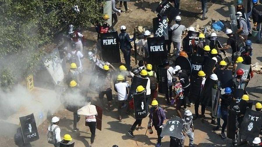 Myanmar yêu cầu Ấn Độ bàn giao những cảnh sát vượt biên