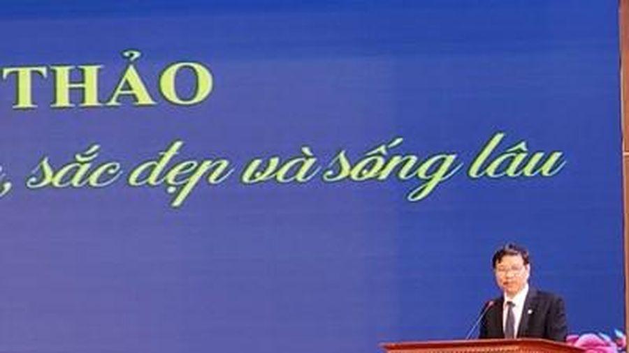 Bệnh viện Trung ương Thái Nguyên Hội thảo Phụ nữ sức khỏe, sắc đẹp và sống lâu
