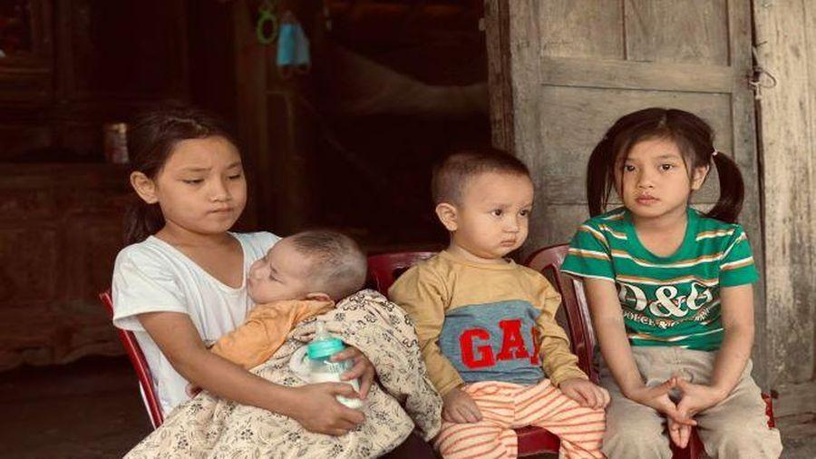 Sinh con được 2 tháng thì mắc bệnh hiểm nghèo, người mẹ cúi đầu cầu xin sự sống