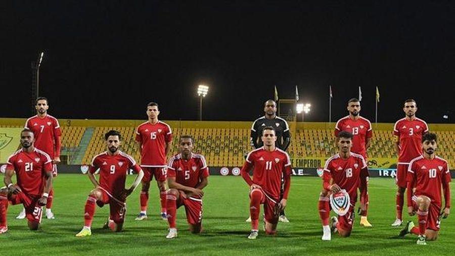 UAE nộp đơn xin đăng cai bảng G - Vòng loại World Cup 2022