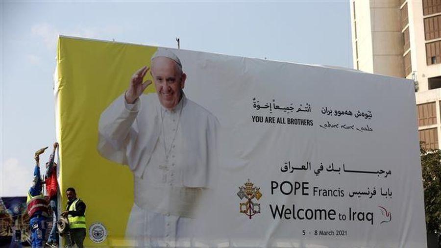 Giáo hoàng Francis kêu gọi chấm dứt bạo lực cực đoan ở Iraq