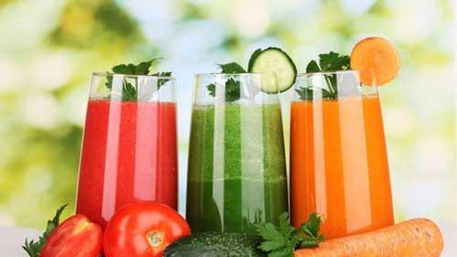 Những loại nước uống buổi sáng giúp giải độc cơ thể
