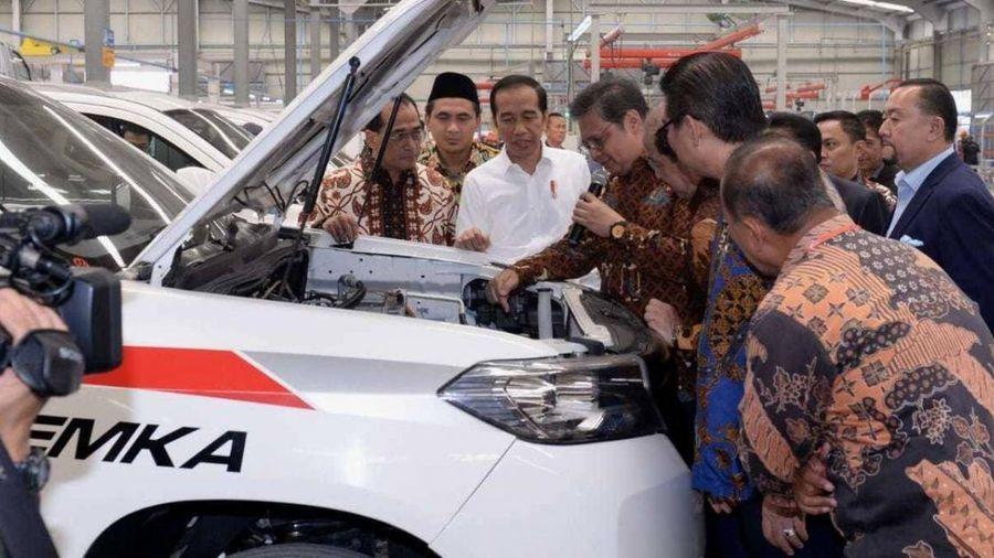 Indonesia kích cầu ô tô bằng chính sách thuế 'xuống thang'