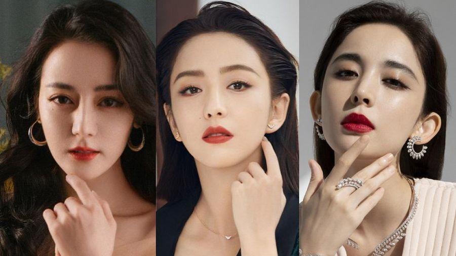 Những mỹ nhân Tân Cương đẹp nhất trong showbiz Hoa ngữ