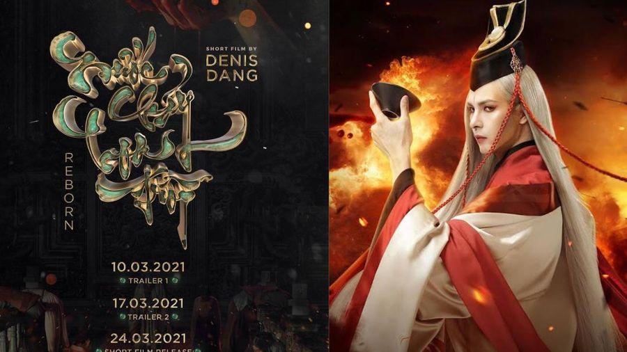 Khán giả 'lót dép' chờ đợi short film 'Nước chảy hoa trôi' khi Denis Đặng vừa tung poster mới