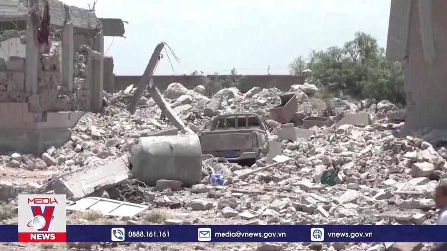 Giao tranh ác liệt tại miền Bắc Yemen