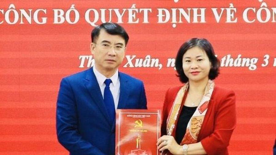 Hà Nội bổ nhiệm ông Nguyễn Xuân Lưu làm Giám đốc Sở Tài chính