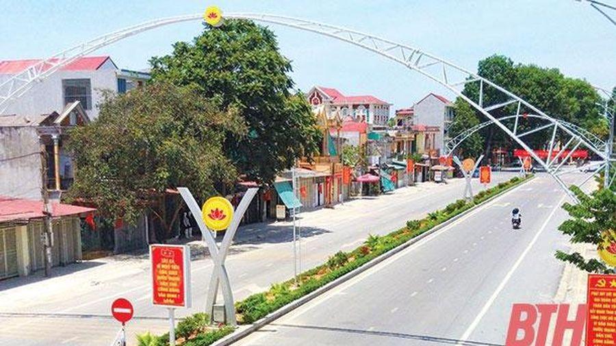 Huyện Thọ Xuân triển khai thực hiện các quy hoạch phát triển