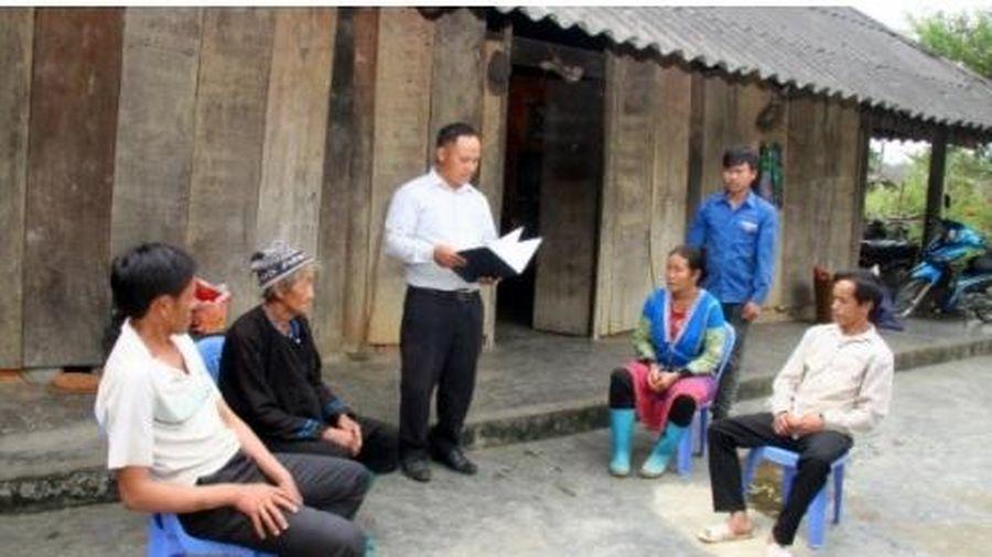 Lai Châu: Hua Than xây dựng đời sống văn hóa mới