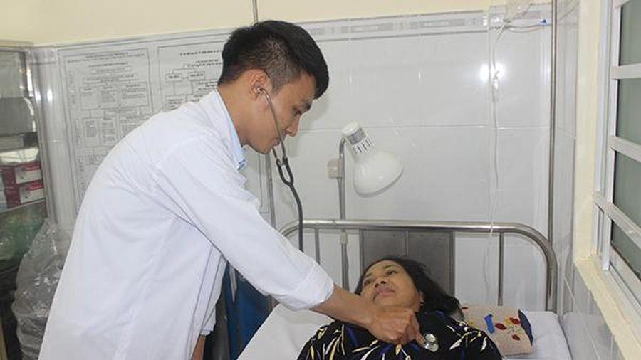 Ngưng khám, chữa bệnh BHYT tại 9 trạm y tế