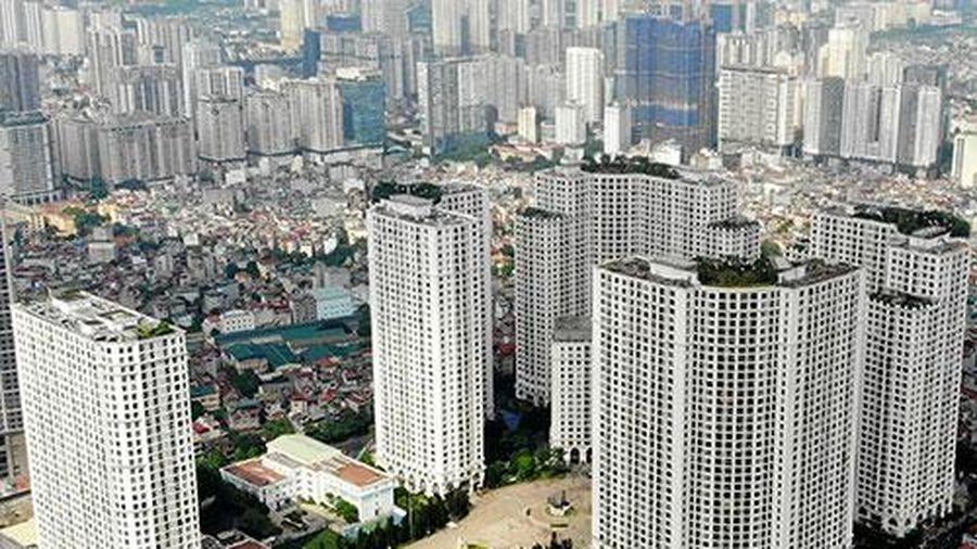 Doanh nghiệp bất động sản trước 'gánh nặng' hàng tồn kho