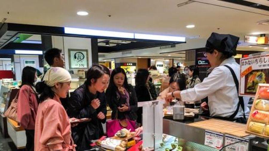 Vũ khí AI trong cuộc chiến chống lãng phí thực phẩm ở Nhật Bản