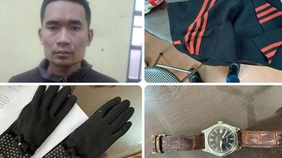 Điều tra viên kể chuyện bắt tên trộm dùng đèn khò phá song cửa