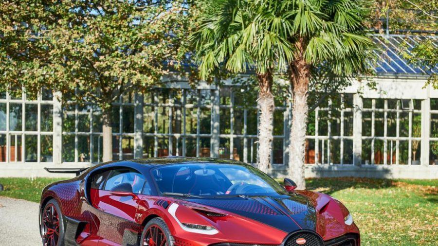 Khám phá quá trình sáng tạo ra Bugatti Divo 'Lady Bug' cực độc đáo giá 6 triệu USD