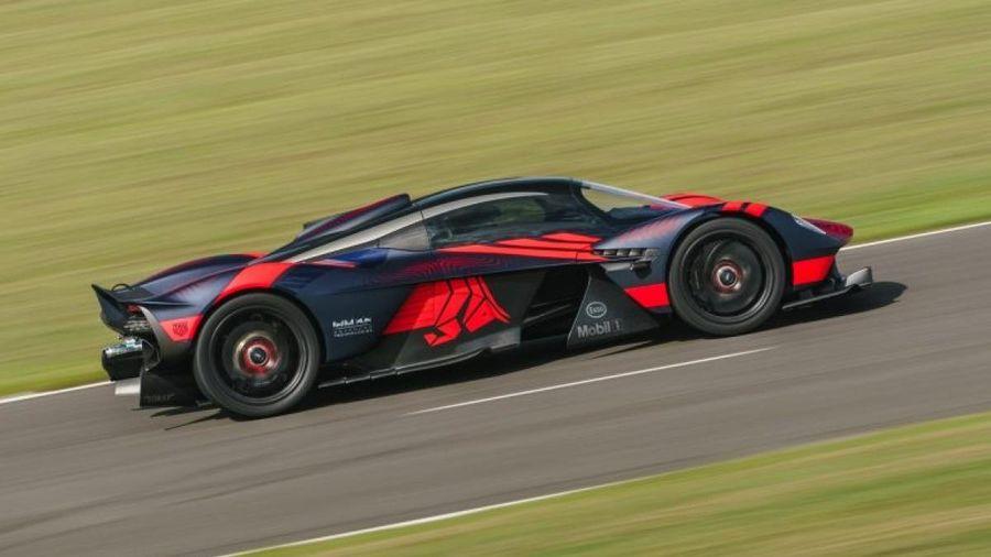 Aston Martin Valkyrie sẵn sàng đến tay khách hàng từ hè 2021