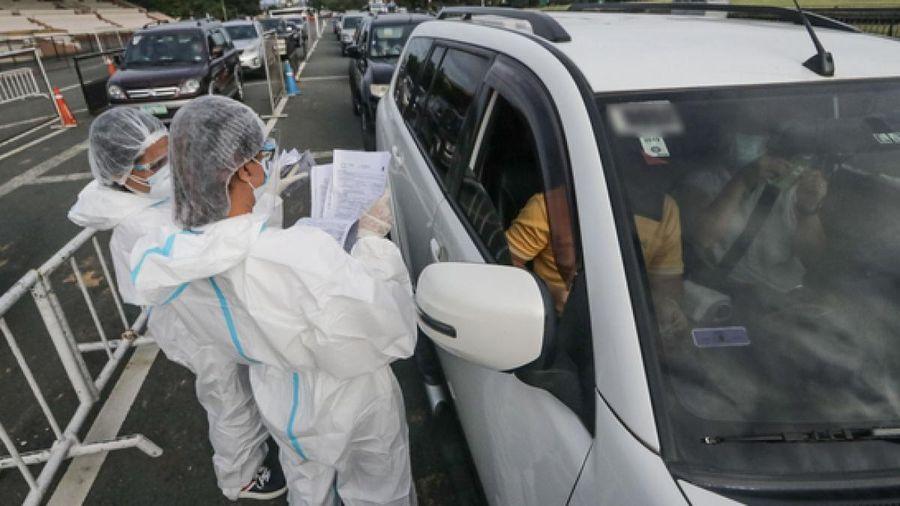 Philippines ghi nhận số ca mắc Covid-19 cao nhất trong vòng 6 tháng qua