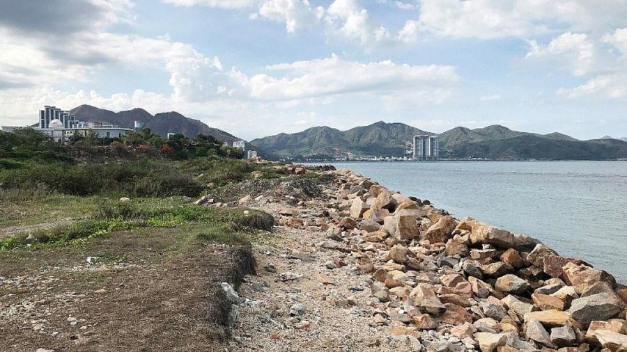 Khánh Hòa lên phương án thu hồi đất dự án lấn biển vịnh Nha Trang