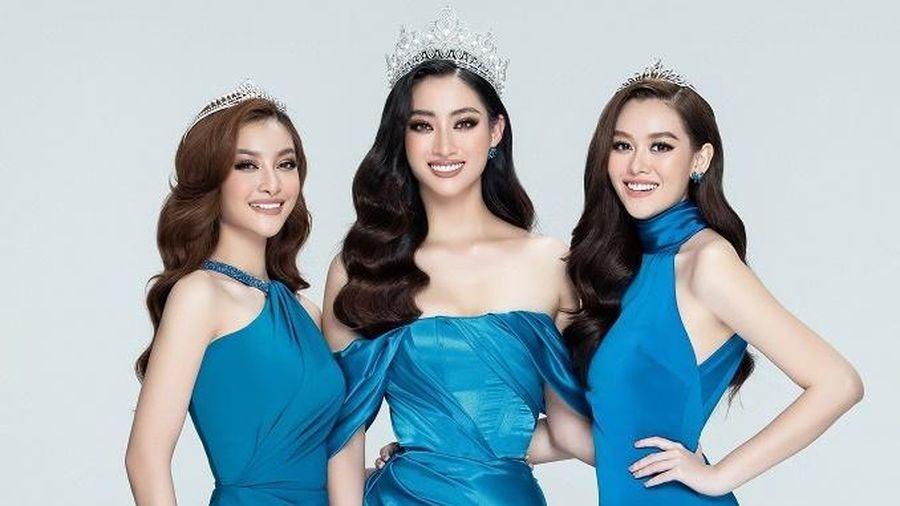 Chiêm ngưỡng nhan sắc Top 3 Miss World Vietnam sau gần 2 năm đăng quang