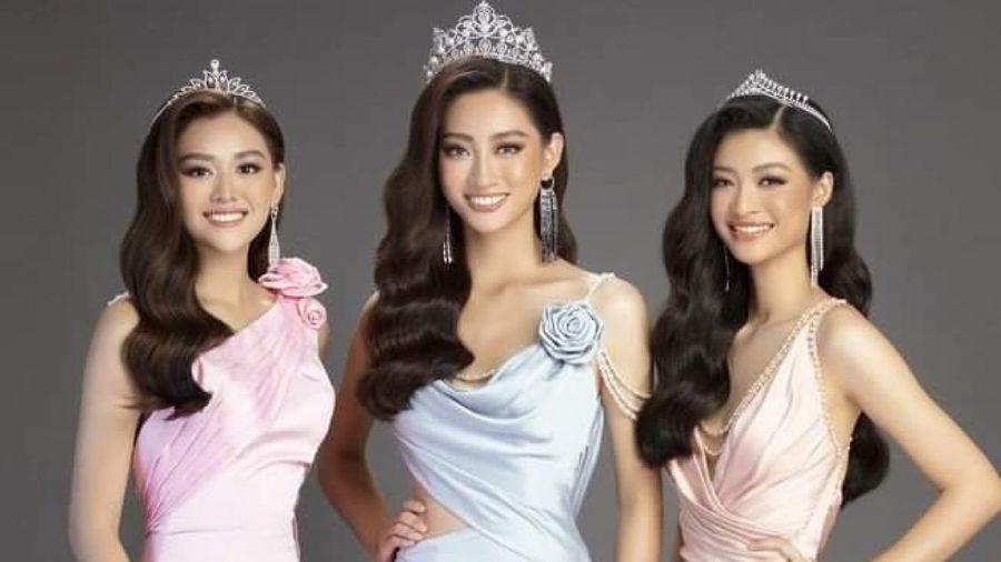 Nhan sắc Top 3 'Miss World Vietnam' trước thời điểm chuyển giao ngôi vị