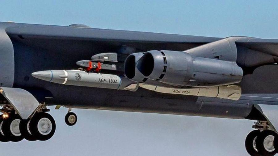 Mỹ chuẩn bị thử nghiệm tên lửa siêu thanh AGM-183A