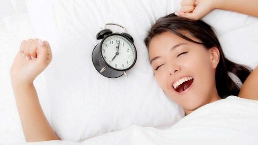 Để có giấc ngủ ngon