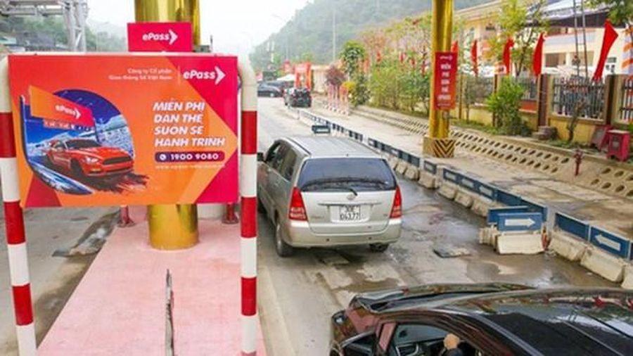 Quảng Ninh: Cấp miễn phí thẻ thu phí đường bộ không dừng ePass từ 1/3 đến 15/3