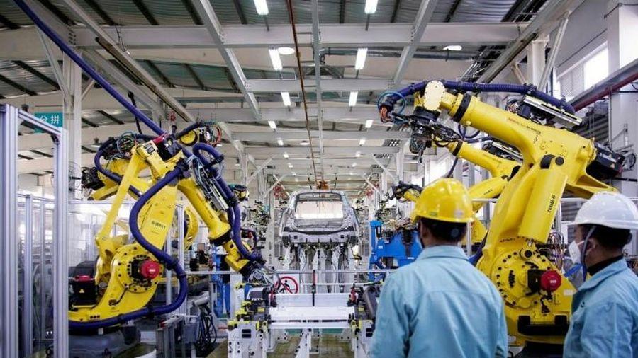 Trung Quốc lập kế hoạch thành 'siêu cường sản xuất' năm 2025