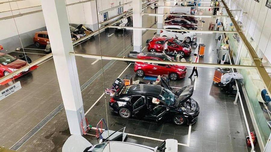 Bảng giá xe ô tô Honda: City ưu đãi lớn cạnh tranh Toyota Vios