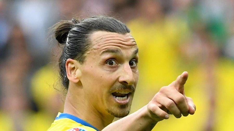 Ibrahimovic quay lại tuyển Thụy Điển ở tuổi 39