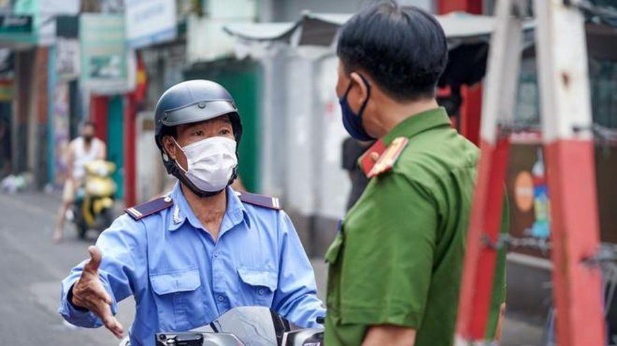 40 người Trung Quốc vượt biên vào TP.HCM