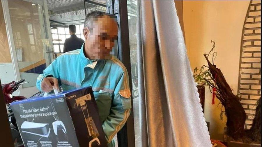 Báo nước ngoài thích thú với trò đùa 'bộ Wi-Fi PS5' của game thủ Việt